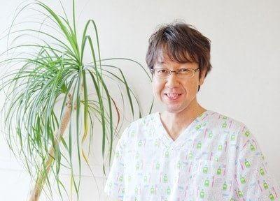 熊谷修一院長です。患者様の立場に立った治療を行っております。