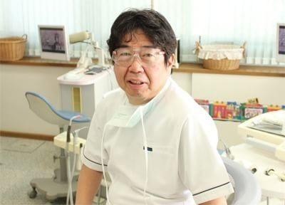 よしはら歯科医院のドクターです。