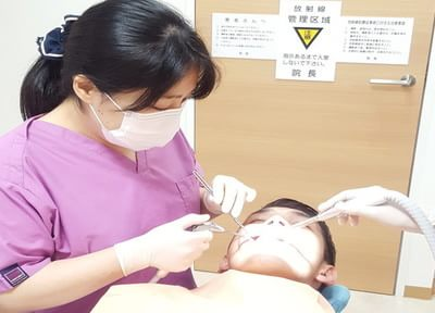 医療法人社団桜栄会甲府デンタルクリニック 小児歯科