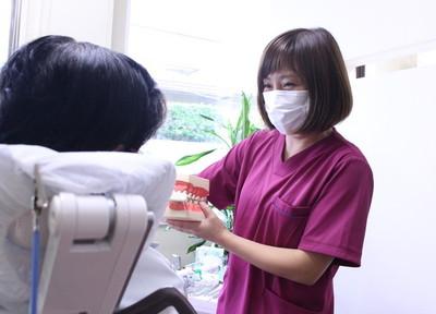 お口を健康な状態で維持するために、予防歯科にも注力しています。