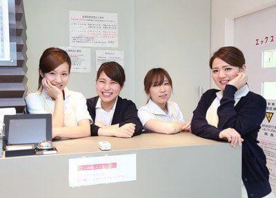 当クリニックのスタッフも笑顔でお待ちしております。