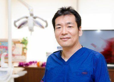 院長の松村俊男です。お口のことでお悩みの際はお気軽にご相談下さい。
