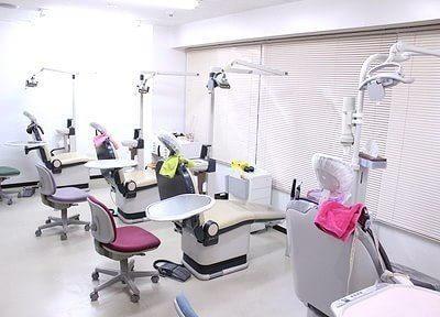 診療室の全体です。
