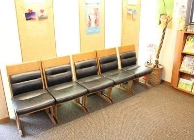 待合室になります。