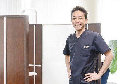副理事長の富田です。私は「人の人生を少しでも幸せにできる可能性を持った治療」であるということを改めて気づかされ、やりがいと共に大きな責任を感じるようになりました。