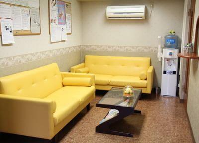 待合室からは見えない診療室をご用意しています