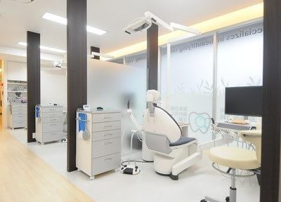 広々とした診療空間です。