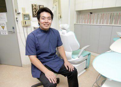 院長の加来 賢太郎です。