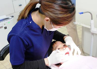 かる歯科医院 予防歯科