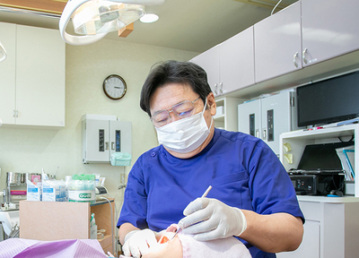 やすらぎ歯科医院 虫歯