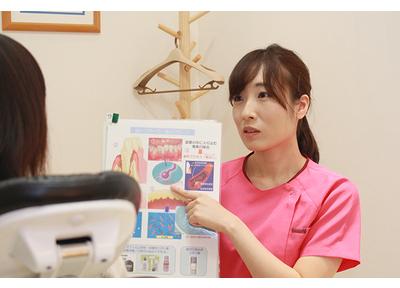 カトレヤプラザ歯科 患者さまへの説明