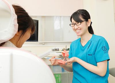 伴場歯科医院_特徴1