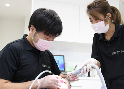 YOURS ORAL CLINIC 三宮_特徴1