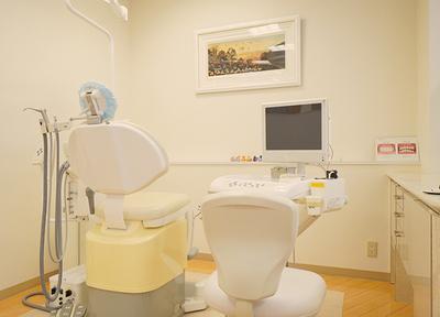 ご自身の歯をご自身で守るために、定期的な検診の大切さをお伝えしています。