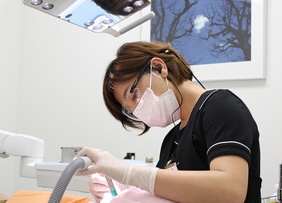 三越名古屋栄店歯科室_特徴3
