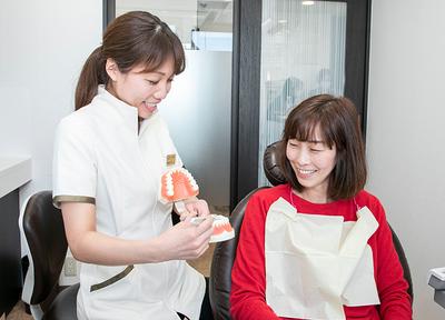 えがしら歯科 歯周・インプラント_特徴2