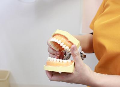 お子さまの虫歯予防や歯並びについてなど、お気軽にご相談ください。