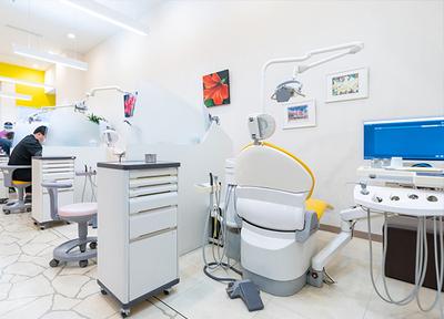 柏スマイル歯科クリニック_特徴1