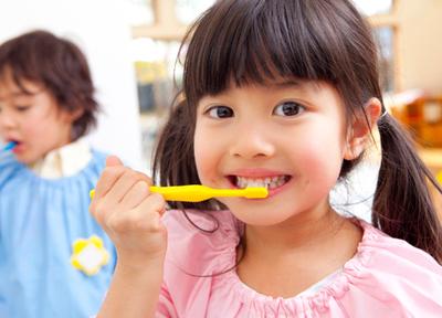 お子さまの歯科治療