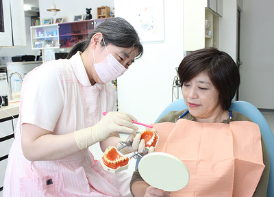 黒瀬歯科医院(岡山駅西口)_特徴2