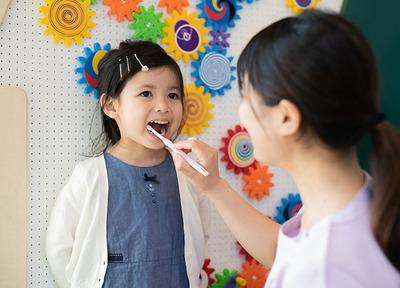 宝塚ライフ歯科・矯正歯科 小児歯科