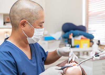 カナヤデンタルクリニック 歯周病