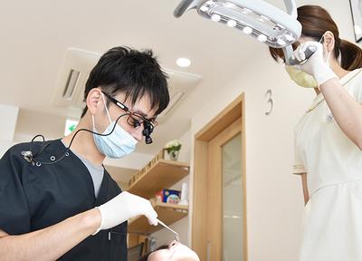 白金いつき歯科_特徴1