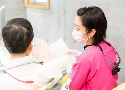 歯周病が進行する前に一度検査を受けてみることをおすすめします