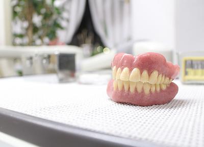 飯田歯科医院 入れ歯・義歯