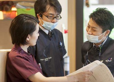 熊本市を背負った総合歯科クリニックの看板となるべく、誇りを持ってより良い治療を。