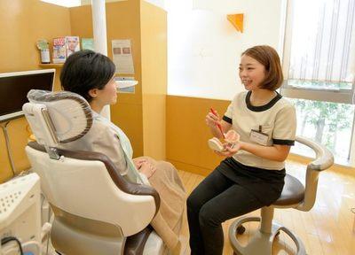 1回目の訪問・・・現状の説明と応急処置、治療の続き