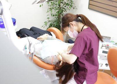 お子さまのペースを大切にし、イヤがることを無理強いせず、楽しく通院していただける歯科医院です
