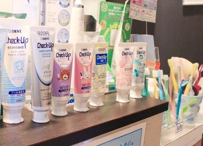 子どもの予防歯科。歯磨き習慣を身につけ、乳歯を虫歯にしないことが大切です