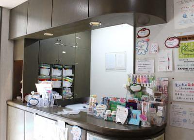 あざみ野駅よりバスで10分、鳥居歯科医院です。