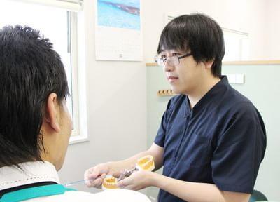 歯周病の予防には、ご自宅で行う毎日の歯みがきが欠かせません