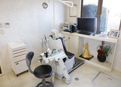 周囲の歯を傷付けず見た目も美しいインプラント。手術は患者様に合わせて医院の休みの日も行っています