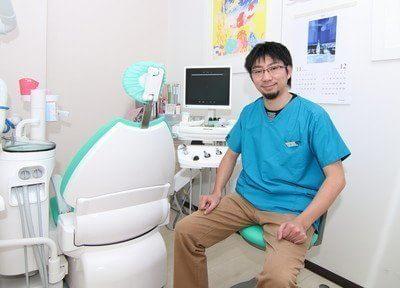 けいあい歯科クリニックの院長です。