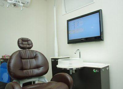 個室の診療室もございます。