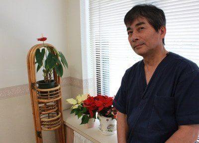 院長の脇田 晴彦先生です。
