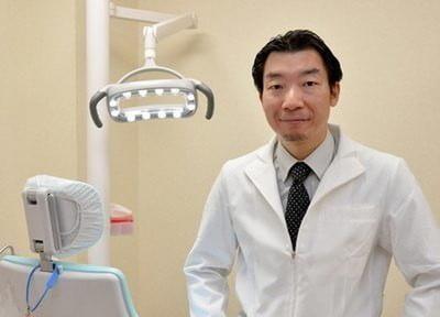 まつもと歯科医院の院長です。