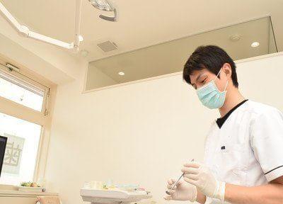 楽しみにしながら来て頂ける歯科医院を目指しております