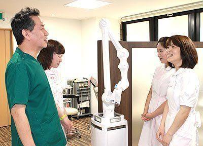 酒井歯科医院のスタッフです。皆様のご来院を心よりお待ちしております。
