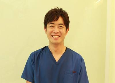神戸中山手歯科の院長です。皆様のご来院をお待ちしています。