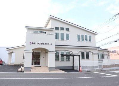 外観です。コメリ綾歌店の隣に位置しています。