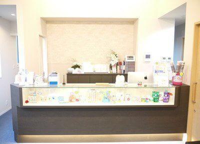 歯科専用のケア用品を数多く取り揃えています。お悩みの際はお気軽にご相談ください。