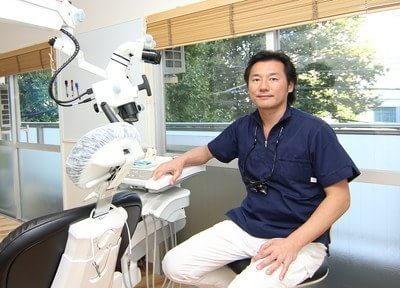 豊田院長です。豊富な知識と経験で、最適な治療をご提案します。