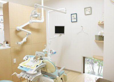 広々とした診療室になっております。