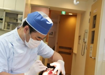 あおぞら歯科(横浜市中区) 無痛治療