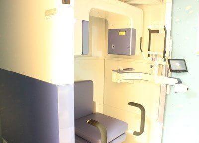 歯科用CTを導入しています。