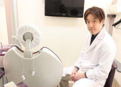 前田歯科クリニックの医師です。